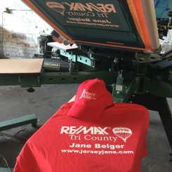 Custom Screen Printed Softball T-Shirts & Embroidered Hats